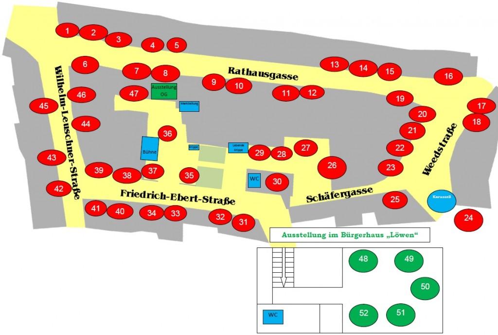 Weihnachtsmarkt Otzberg.Gemeinde Schaafheim